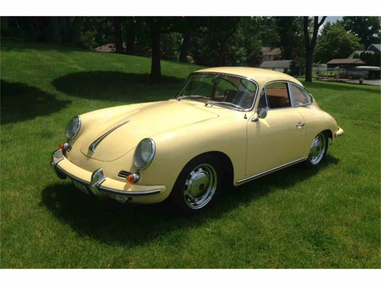 Large Picture of Classic '65 Porsche 356SC located in Arizona Offered by Barrett-Jackson Auctions - MGCY