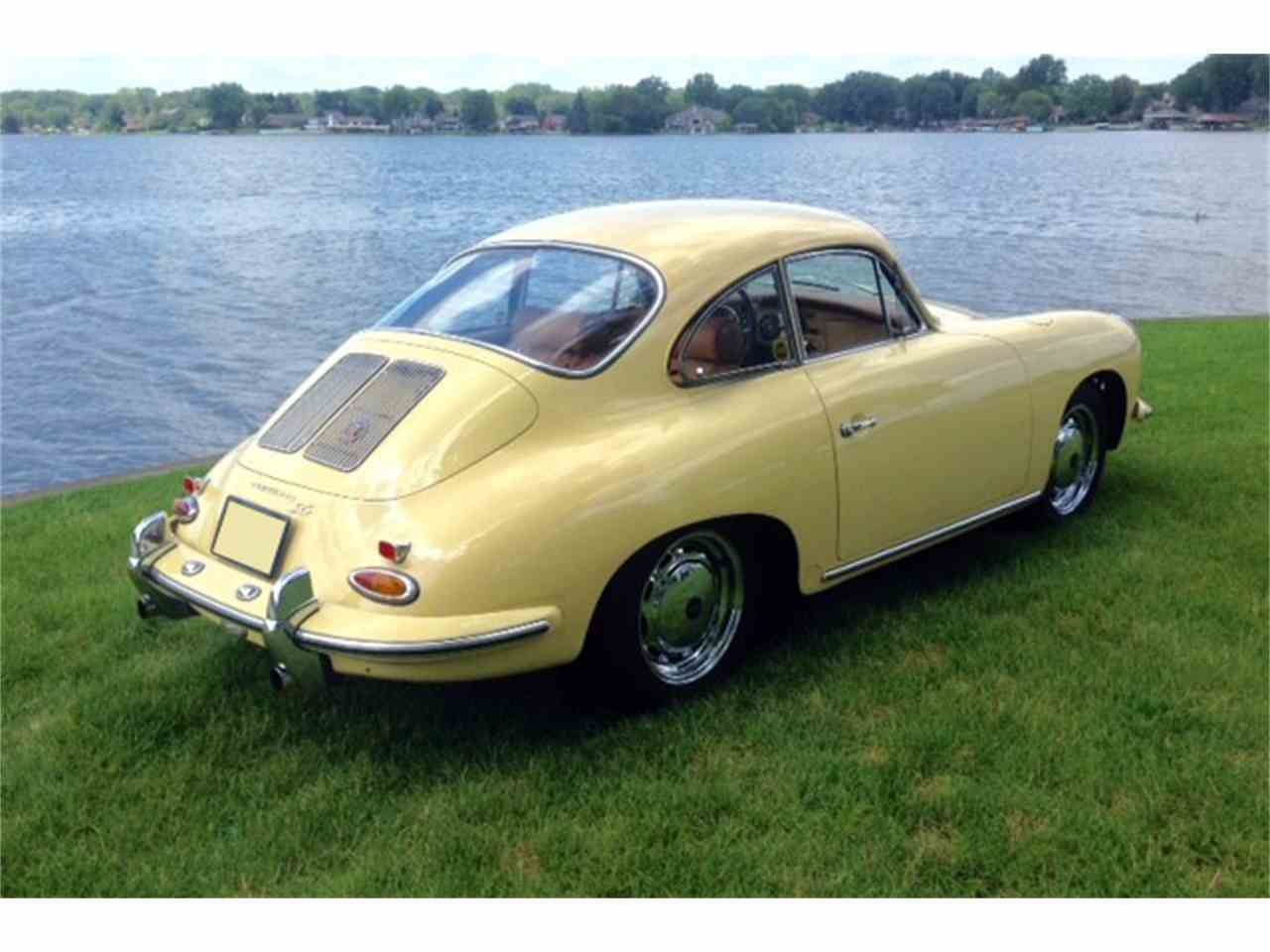 Large Picture of Classic 1965 Porsche 356SC located in Arizona Offered by Barrett-Jackson Auctions - MGCY