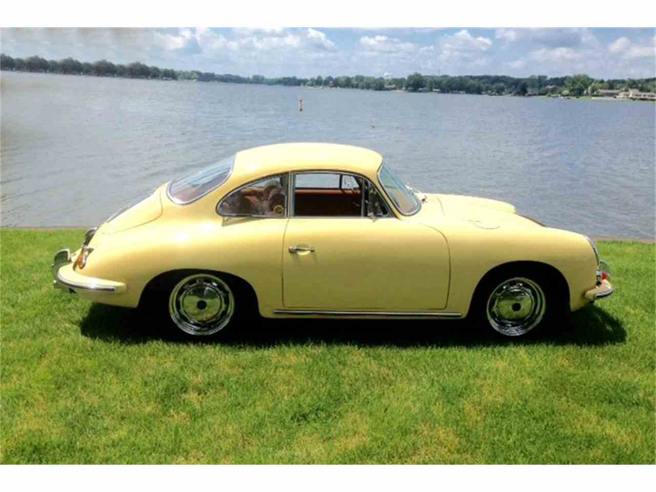 Large Picture of 1965 Porsche 356SC Auction Vehicle Offered by Barrett-Jackson Auctions - MGCY