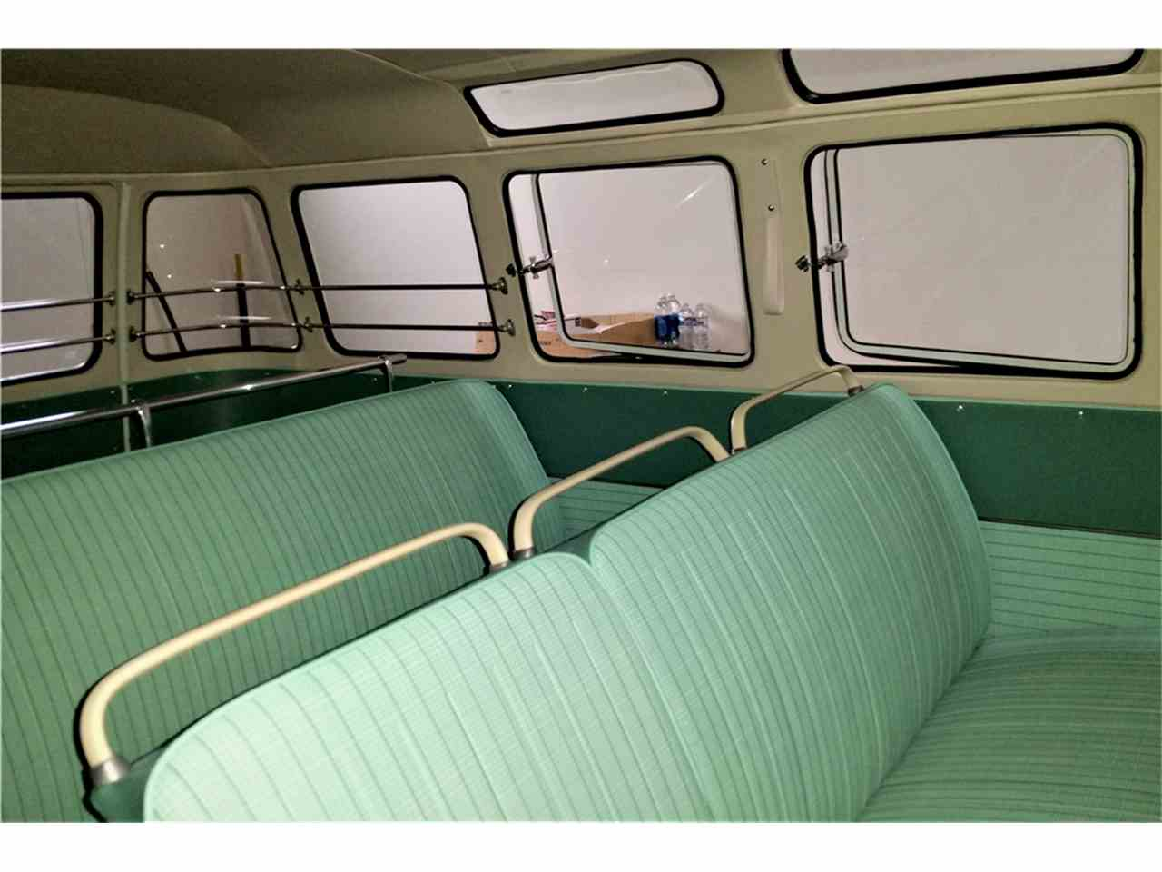 Large Picture of '63 MICROBUS DELUXE - MGDS