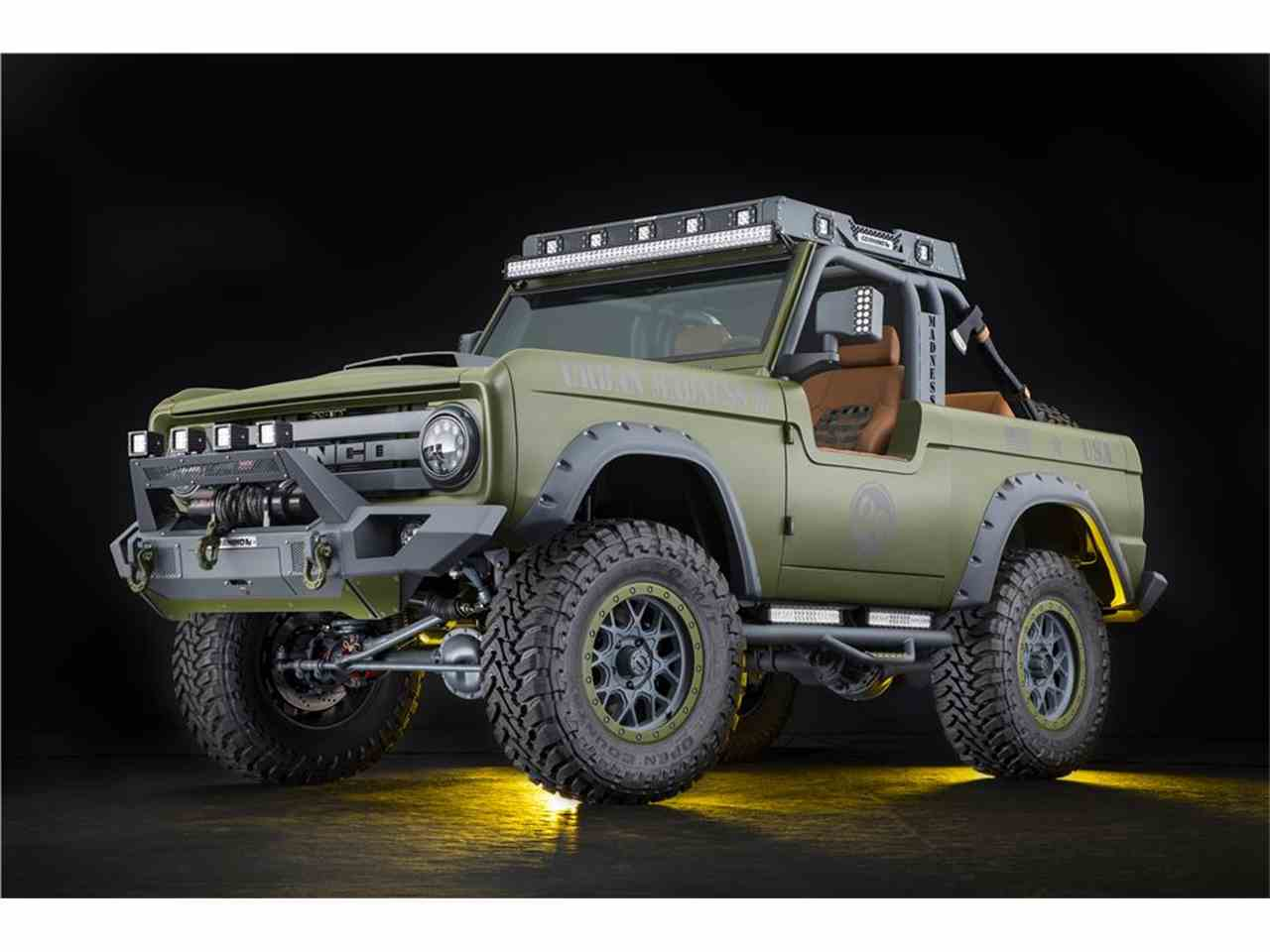 1969 Ford Bronco For Sale Classiccars Com Cc 1047684