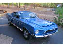 Picture of Classic '68 Shelby GT500 located in Scottsdale Arizona Offered by Barrett-Jackson Auctions - MGEJ
