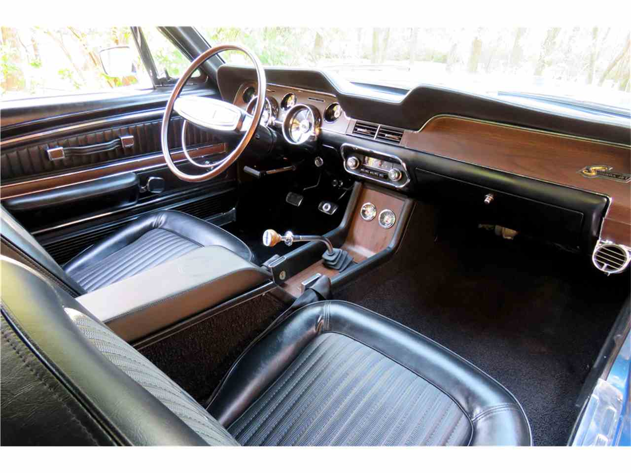 Large Picture of Classic 1968 GT500 Auction Vehicle Offered by Barrett-Jackson Auctions - MGEJ