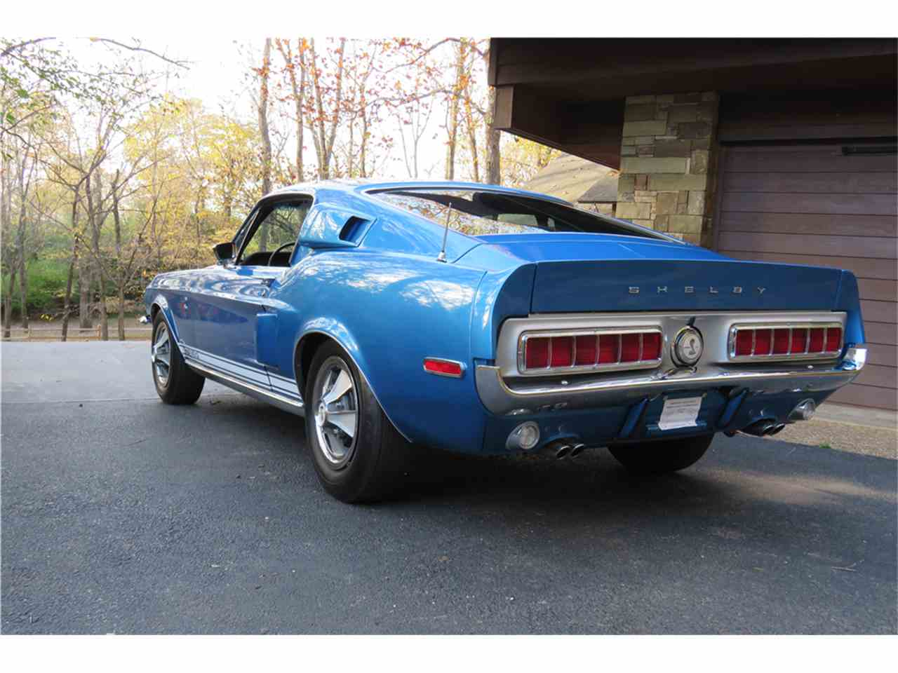 Large Picture of 1968 GT500 Auction Vehicle Offered by Barrett-Jackson Auctions - MGEJ
