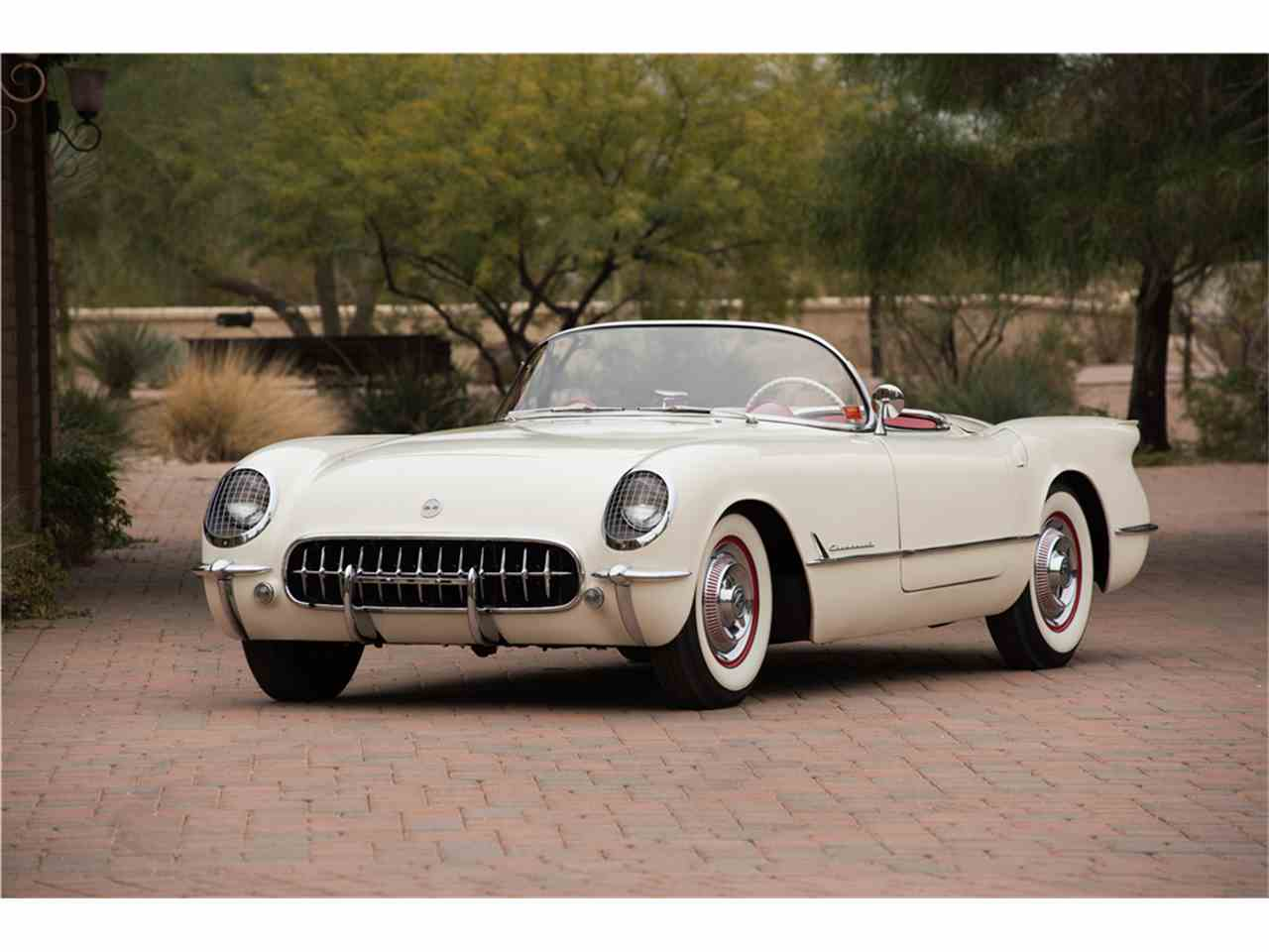 Large Picture of '53 Corvette - MGEV