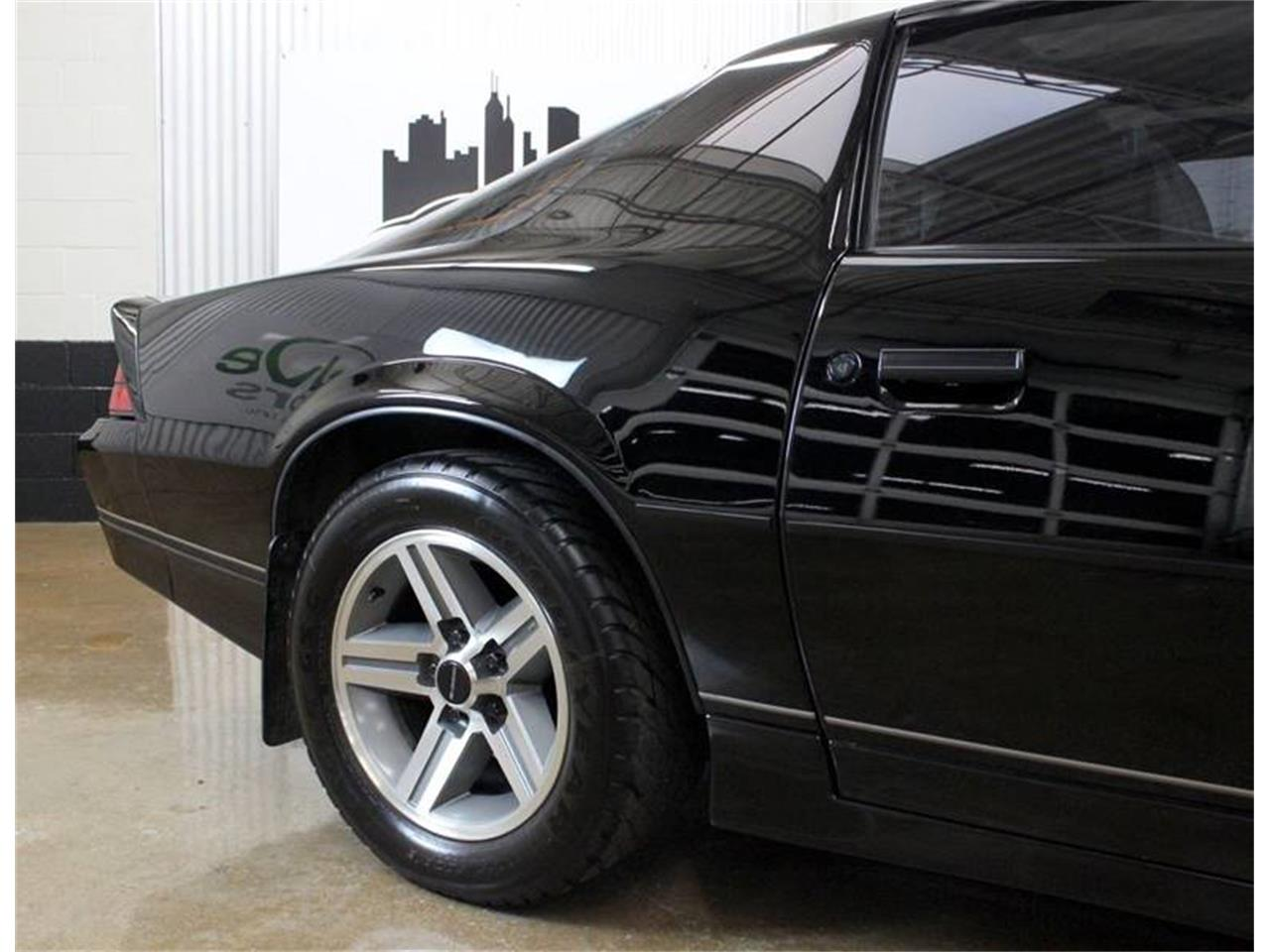 Large Picture of '85 Chevrolet Camaro Offered by Evolve Motors - MB2C
