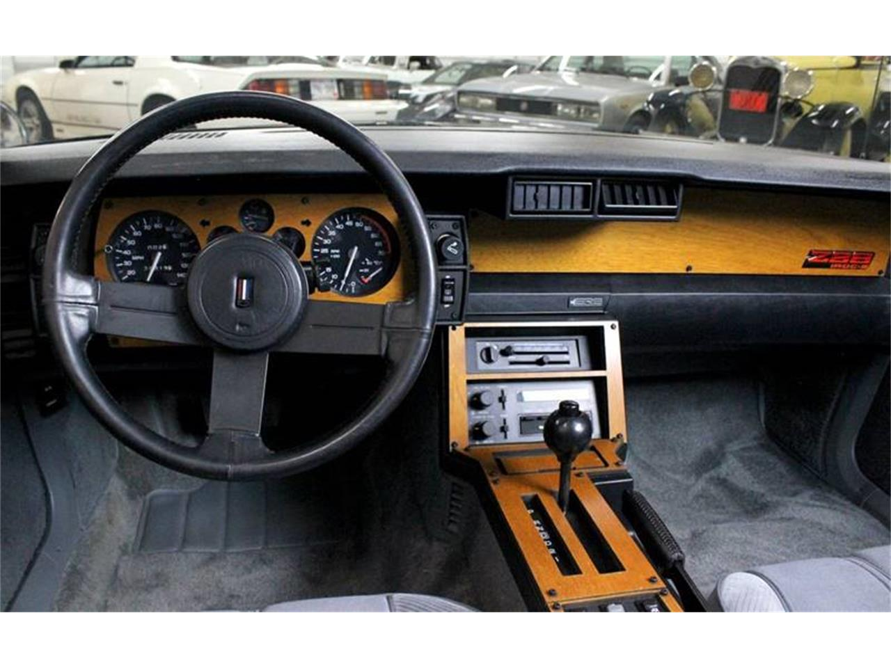 Large Picture of 1985 Chevrolet Camaro located in Chicago Illinois - MB2C
