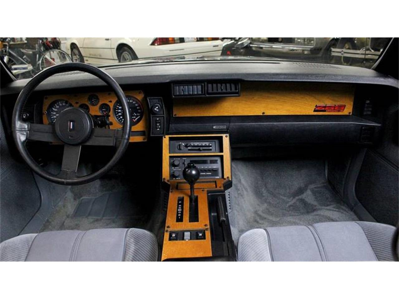 Large Picture of '85 Camaro located in Chicago Illinois - MB2C