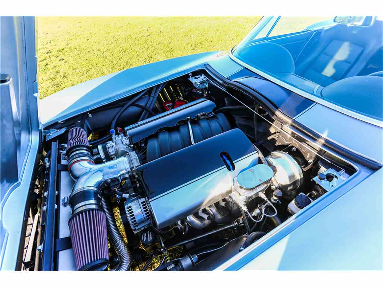 Large Picture of Classic 1967 Chevrolet Corvette Offered by Barrett-Jackson Auctions - MGFK