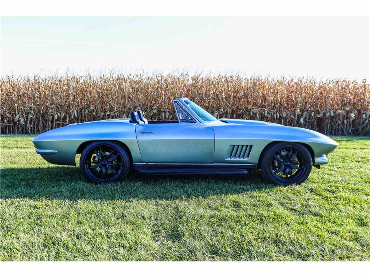Large Picture of '67 Chevrolet Corvette located in Arizona Auction Vehicle - MGFK