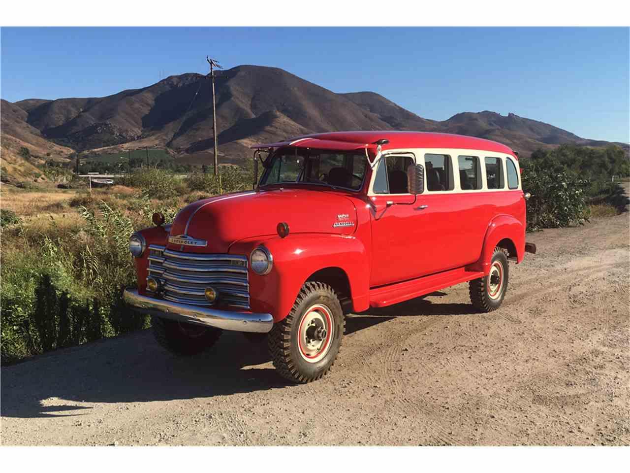 1951 chevrolet 1 ton pickup for sale for Motor vehicle department scottsdale