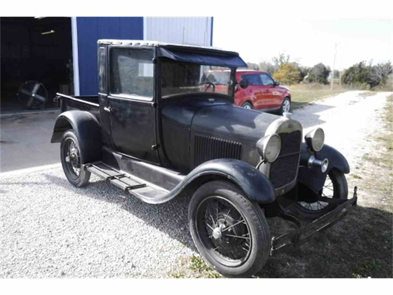 1929 Ford Pickup for Sale | ClassicCars.com | CC-1047732