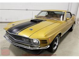 Picture of '70 Mustang Mach 1 - MGFP