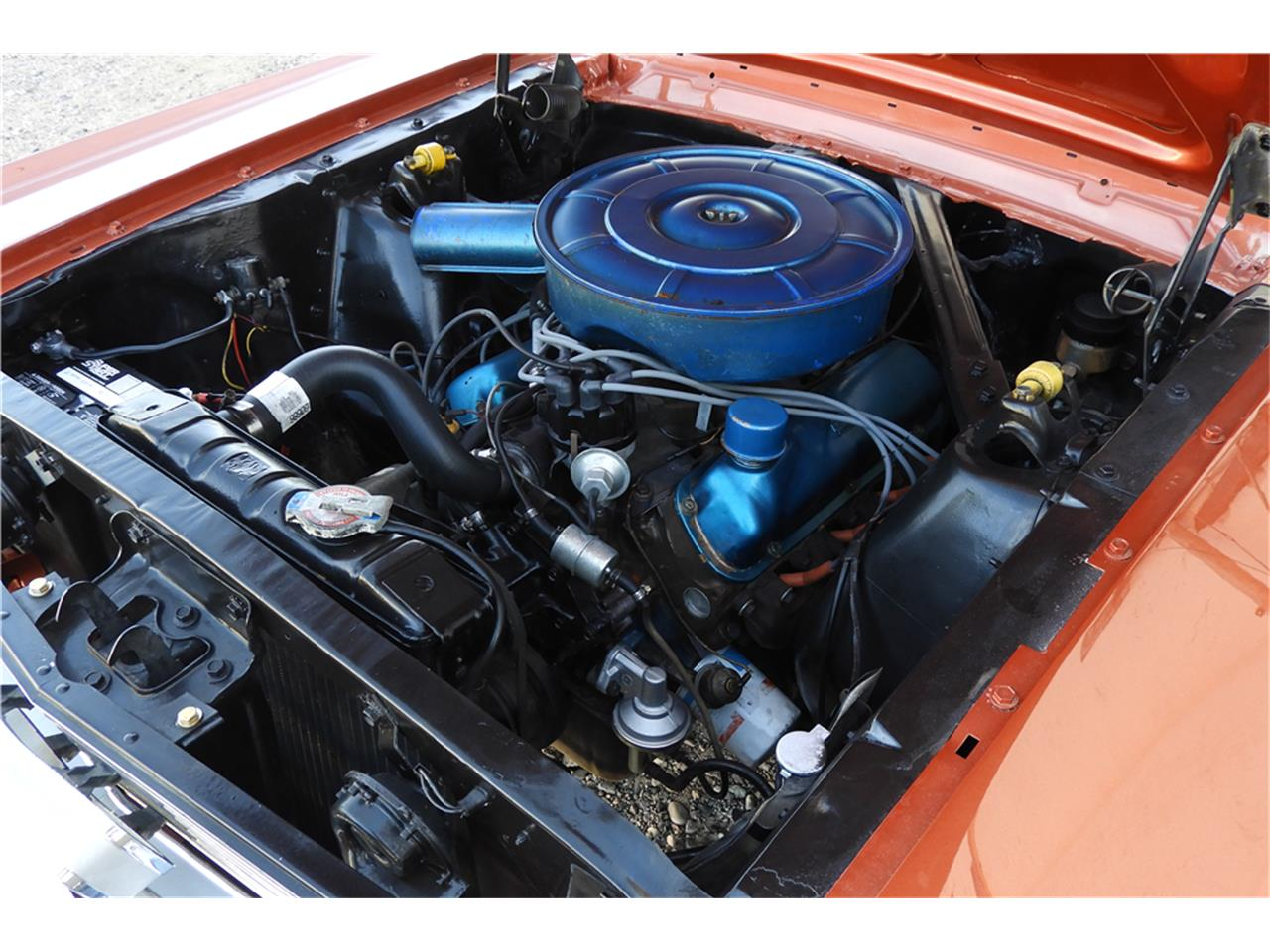 Large Picture of '66 Mustang - MGGJ