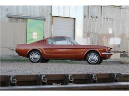 Picture of Classic '66 Mustang located in Arizona Auction Vehicle Offered by Barrett-Jackson Auctions - MGGJ