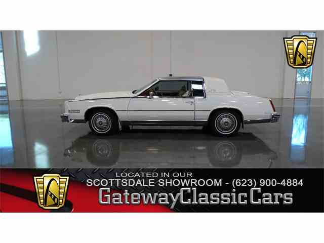 Picture of '84 Cadillac Eldorado located in Arizona Offered by Gateway Classic Cars - Scottsdale - MGGL