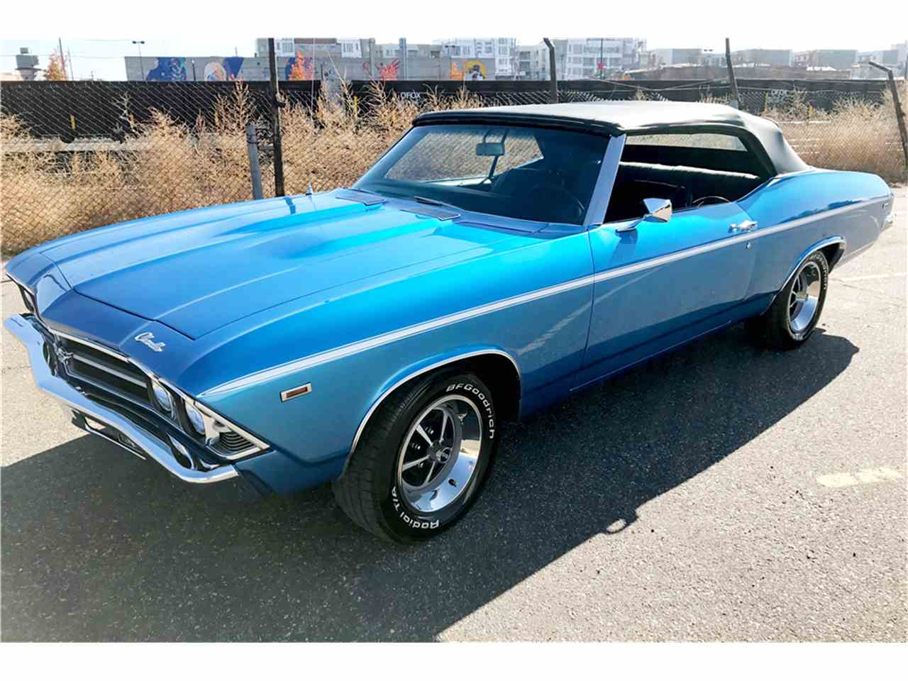 Large Picture of '69 Chevelle SS - MGGQ