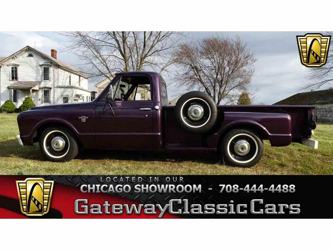 1967 Chevrolet C10 for Sale   ClicCars.com   CC-1047778