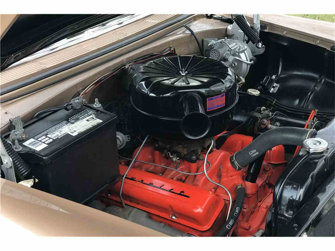 Large Picture of '55 Bel Air - MGH4