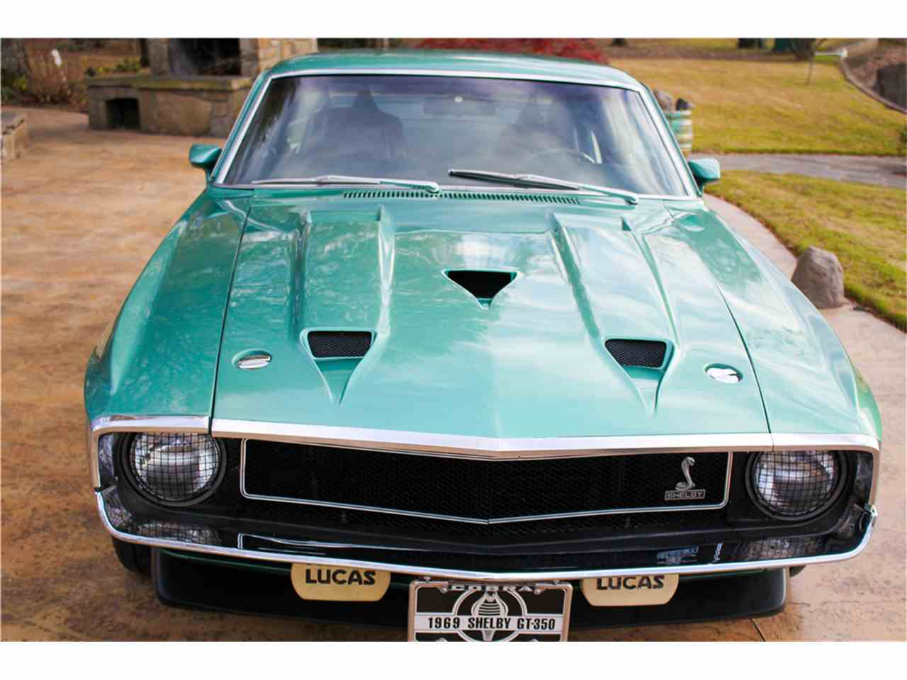 Large Picture of '69 GT350 - MGH7