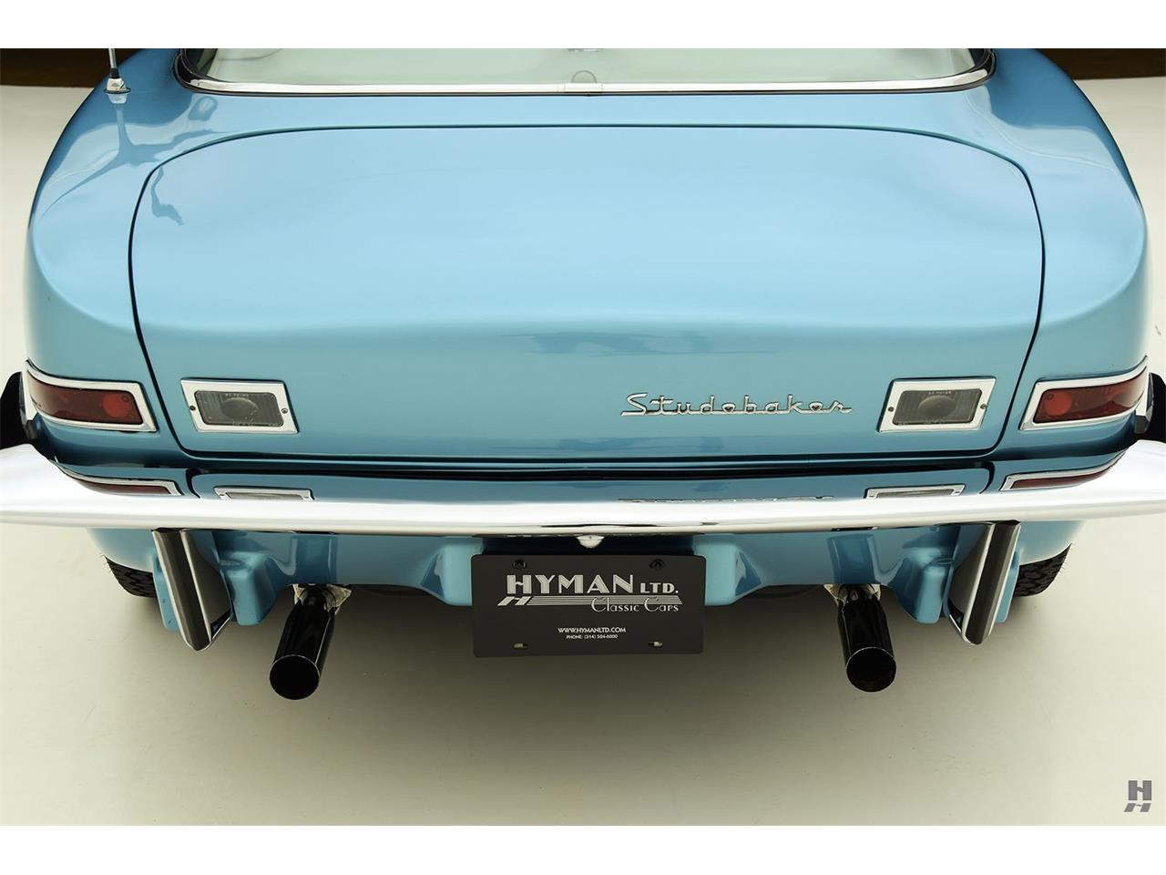 Large Picture of Classic 1963 Studebaker Avanti - $77,500.00 - MGHN