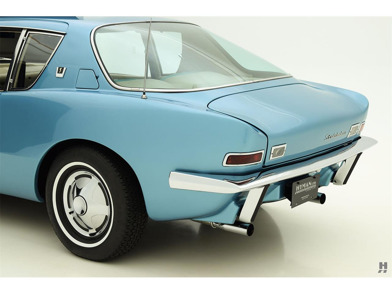Large Picture of '63 Avanti Offered by Hyman Ltd. Classic Cars - MGHN