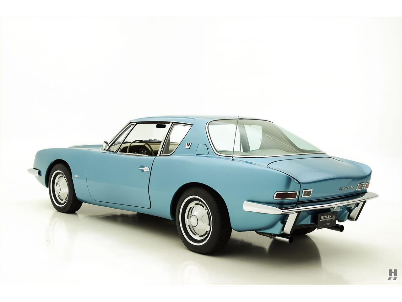 Large Picture of Classic 1963 Studebaker Avanti located in Missouri - MGHN