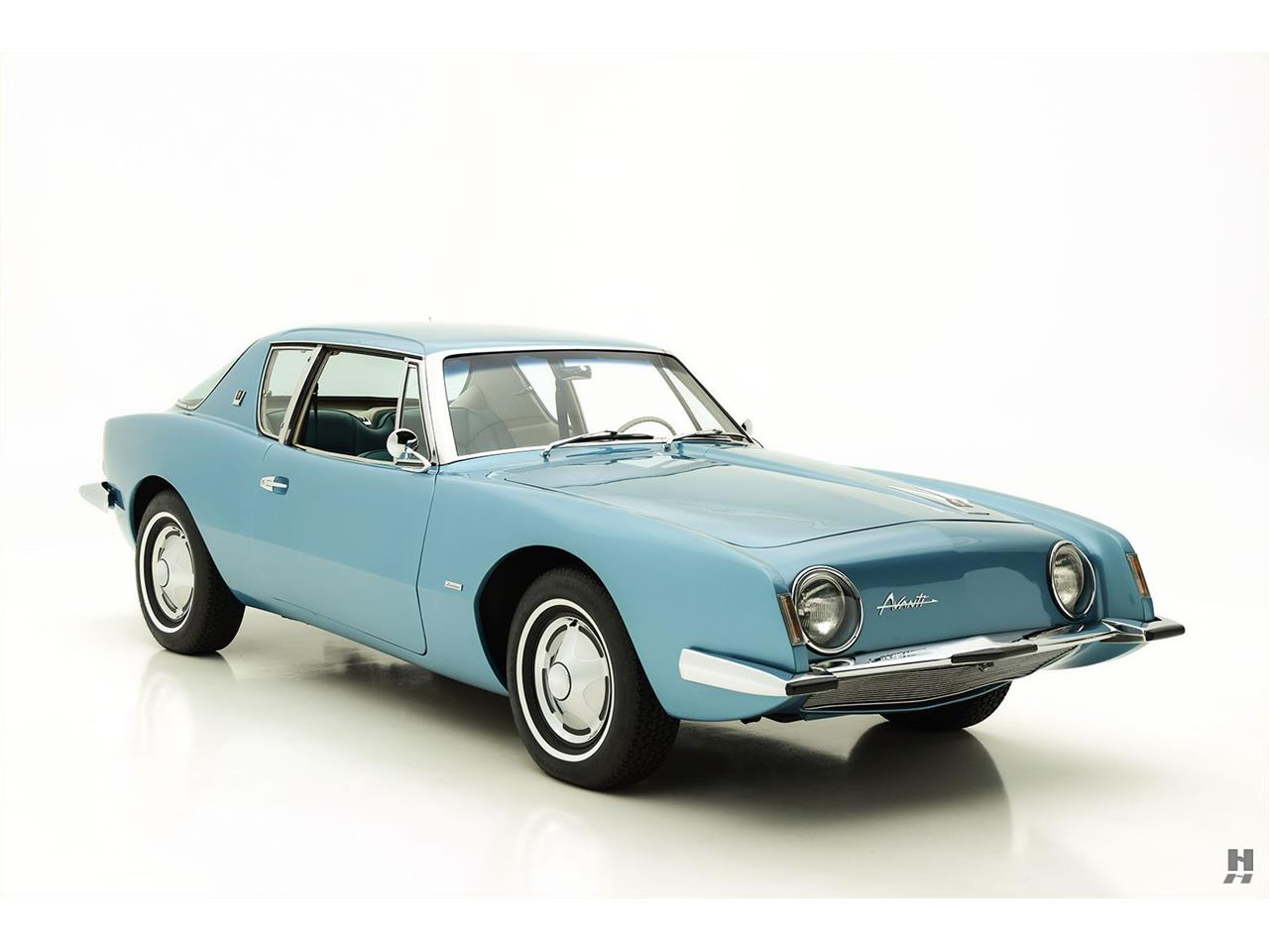 Large Picture of Classic 1963 Studebaker Avanti - MGHN