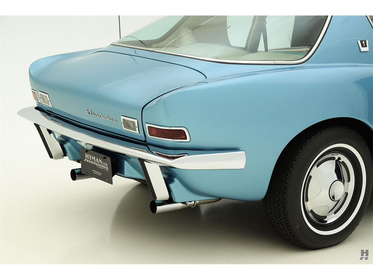 Large Picture of '63 Avanti located in Saint Louis Missouri - MGHN