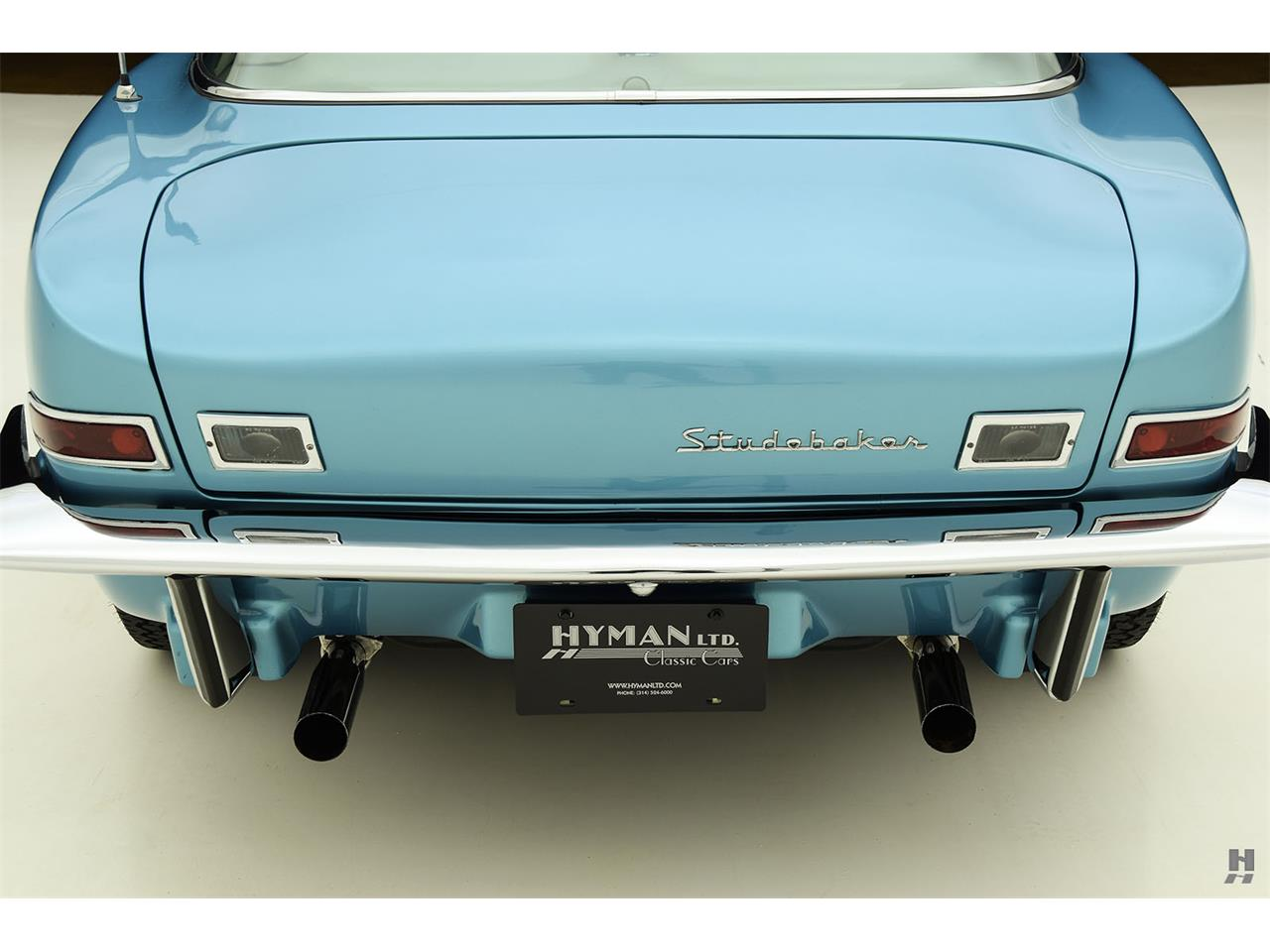 Large Picture of Classic '63 Studebaker Avanti - MGHN