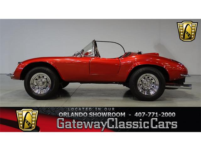 Picture of '70 Roadster - MGHT