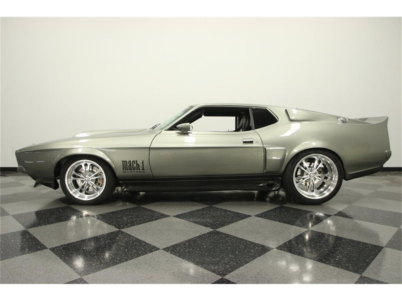 Large Picture of 1971 Mustang Fastback Restomod located in Florida - MGHW