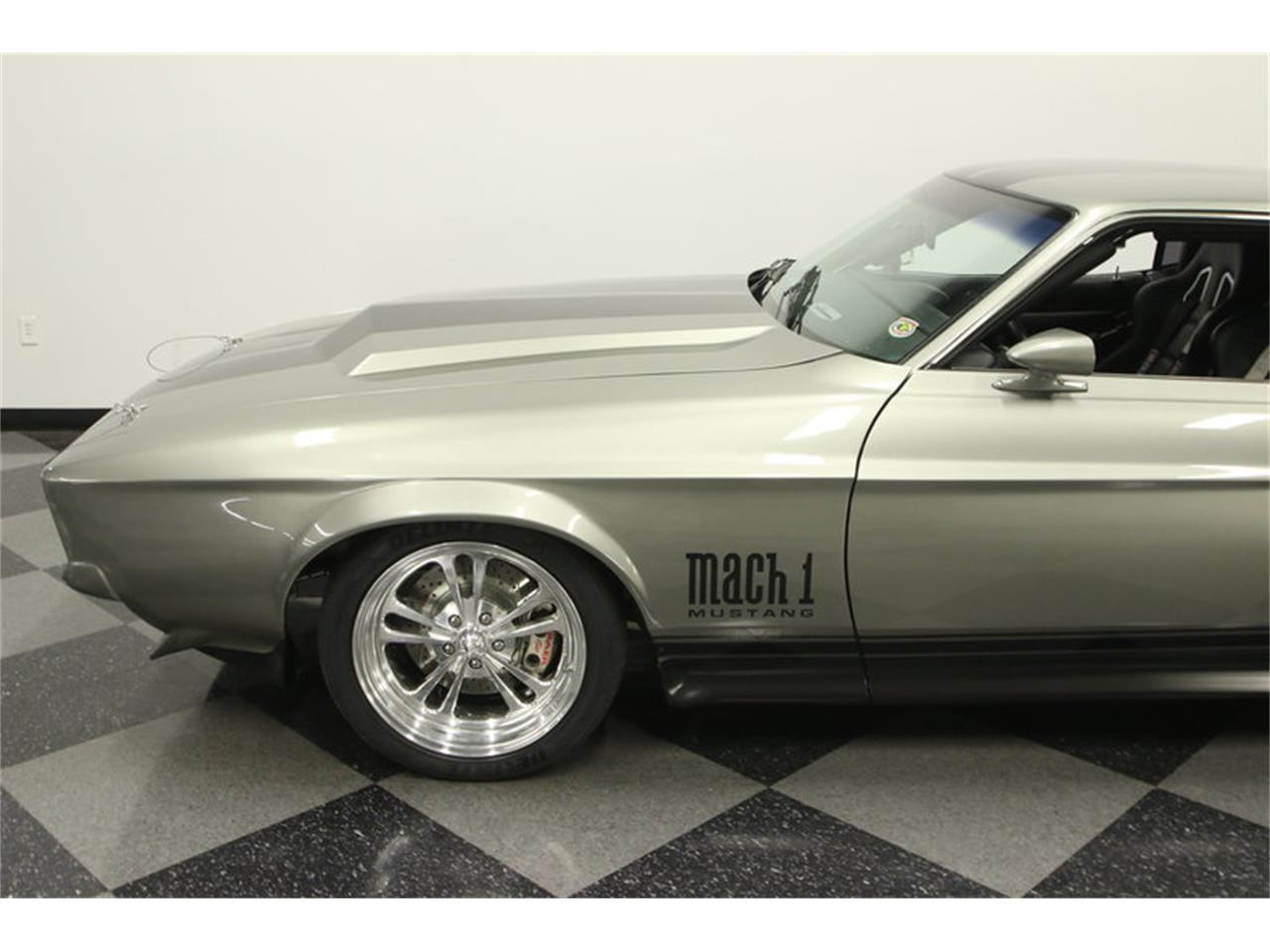 Large Picture of Classic 1971 Ford Mustang Fastback Restomod - MGHW