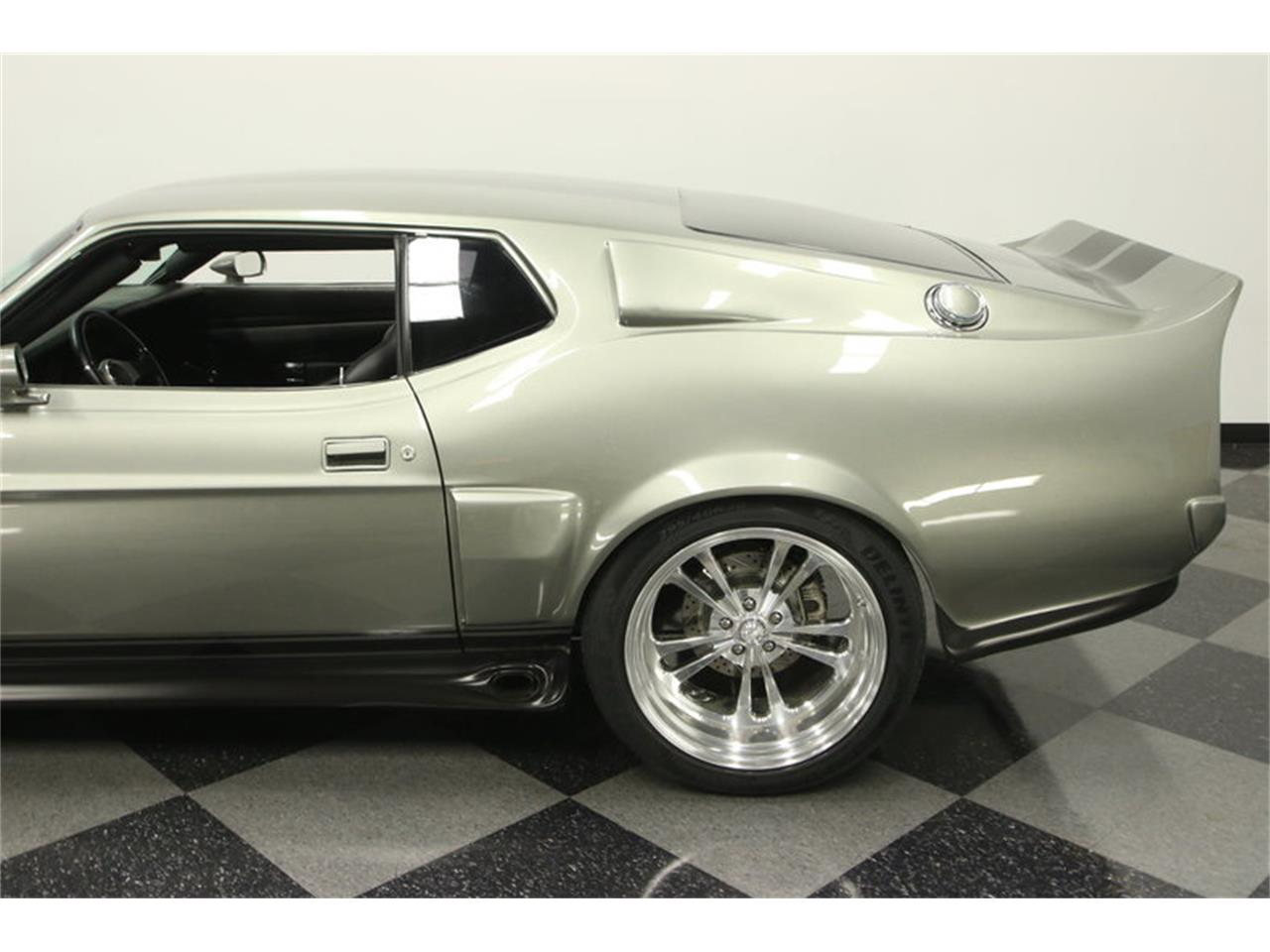 Large Picture of Classic 1971 Mustang Fastback Restomod located in Florida - MGHW