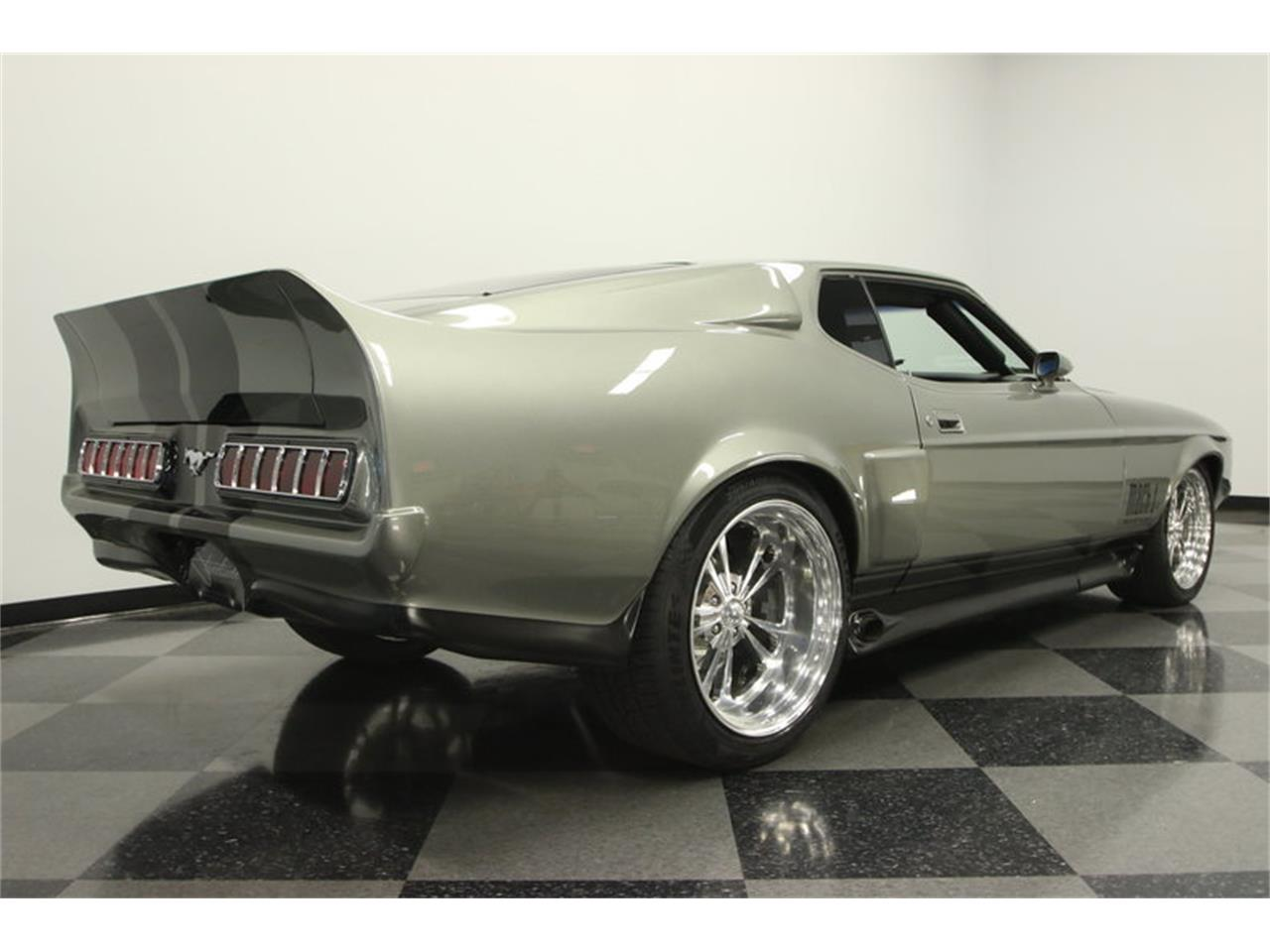 Large Picture of 1971 Ford Mustang Fastback Restomod located in Lutz Florida - $99,995.00 Offered by Streetside Classics - Tampa - MGHW