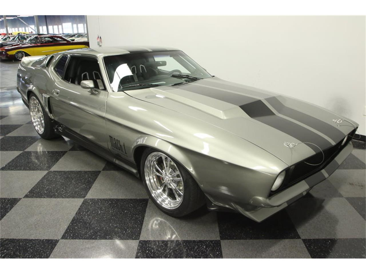 Large Picture of Classic 1971 Ford Mustang Fastback Restomod located in Florida Offered by Streetside Classics - Tampa - MGHW