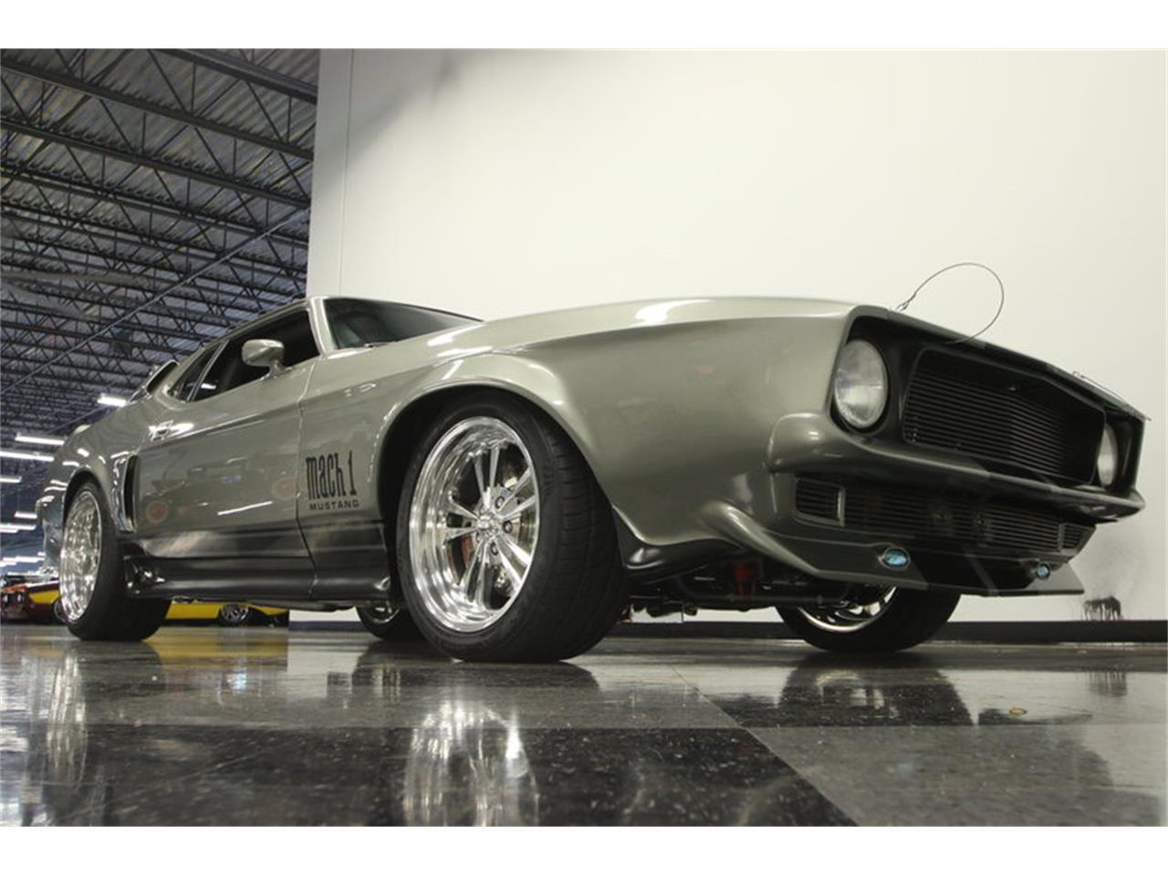Large Picture of Classic 1971 Ford Mustang Fastback Restomod located in Lutz Florida - MGHW