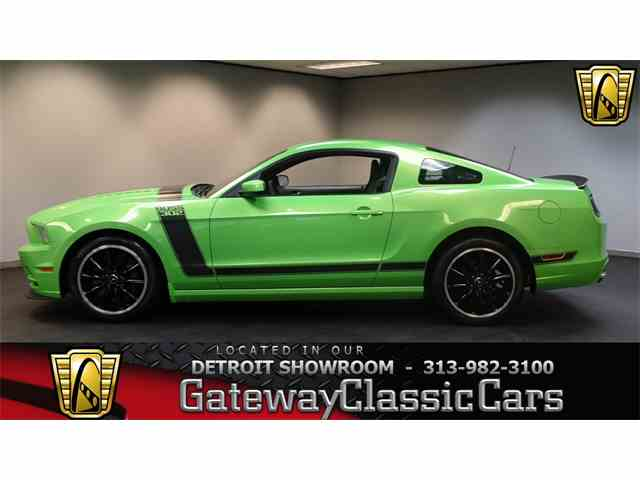 Picture of '13 Mustang - MGI5