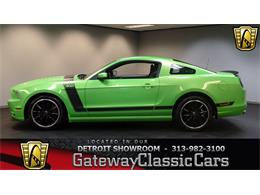Picture of '13 Ford Mustang - $40,995.00 Offered by Gateway Classic Cars - Detroit - MGI5