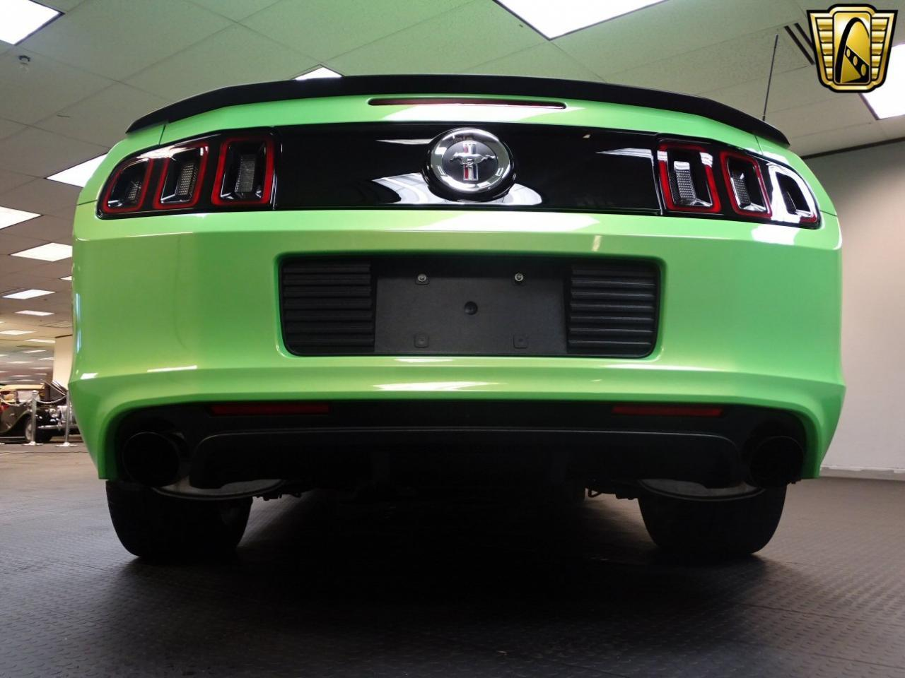 Large Picture of '13 Mustang located in Dearborn Michigan - $40,995.00 Offered by Gateway Classic Cars - Detroit - MGI5