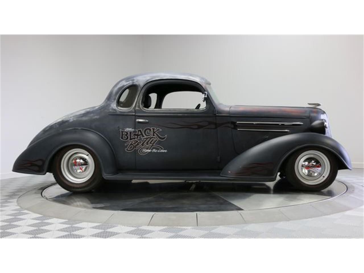 Large Picture of '36 5-Window Coupe - MGIU