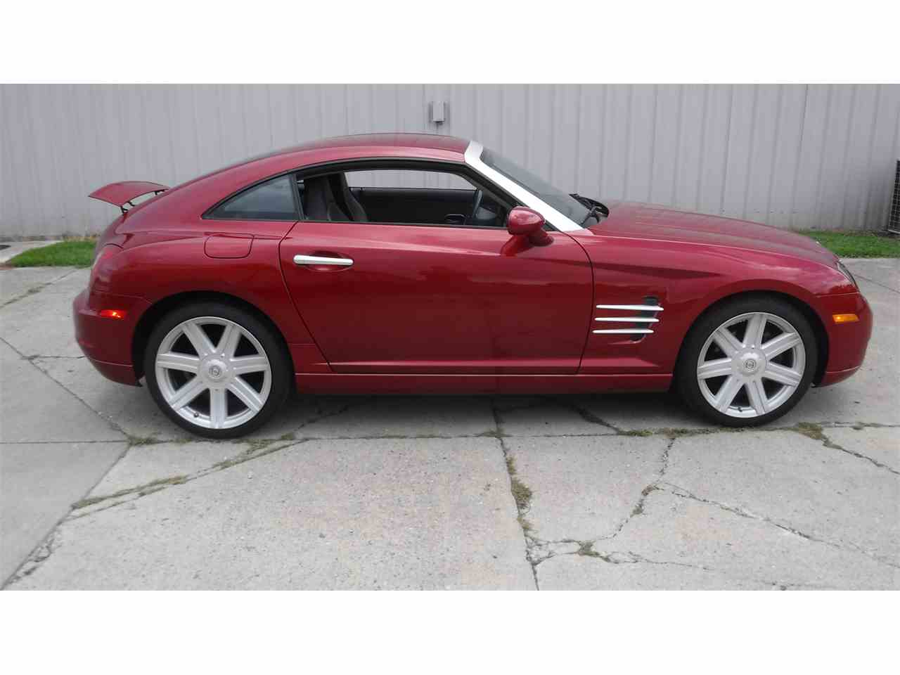 Large Picture of '04 Crossfire - MGIW