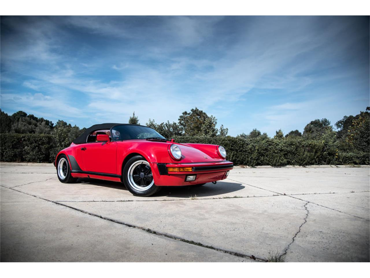 Large Picture of '89 911 Speedster - MB2P