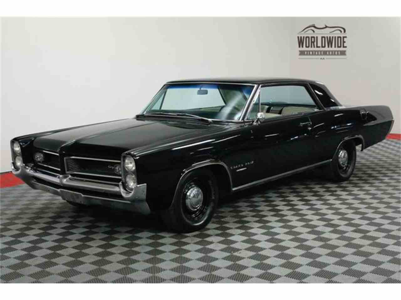 Large Picture of Classic '64 Pontiac Grand Prix located in Denver  Colorado Offered by Worldwide Vintage Autos - MGJE
