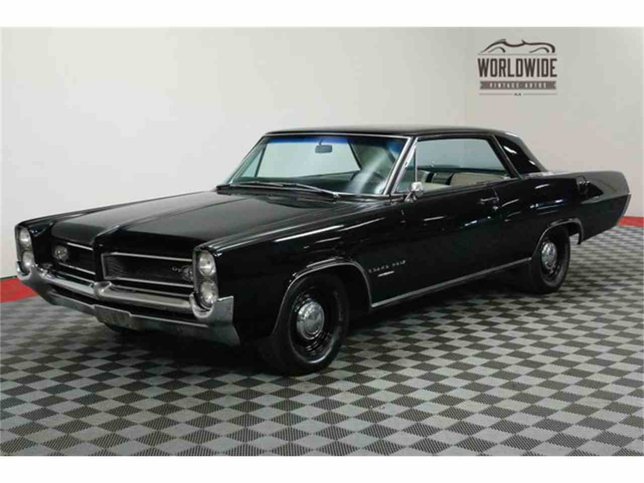 Large Picture of 1964 Pontiac Grand Prix Offered by Worldwide Vintage Autos - MGJE