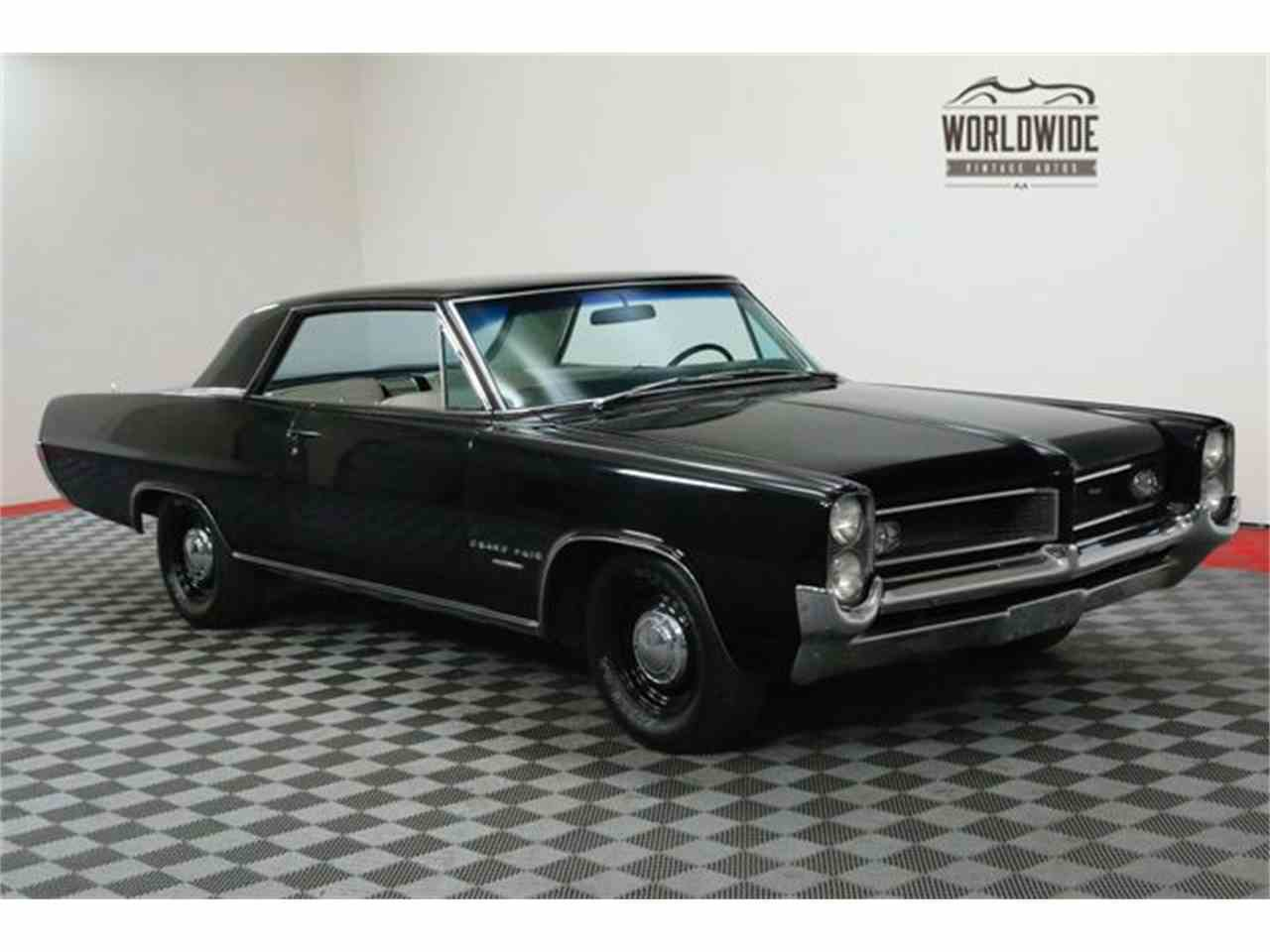 Large Picture of 1964 Pontiac Grand Prix located in Denver  Colorado - $19,900.00 - MGJE