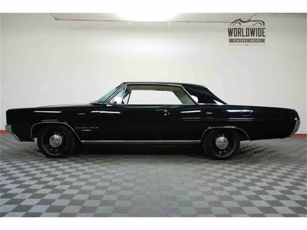 Large Picture of '64 Pontiac Grand Prix located in Denver  Colorado - MGJE