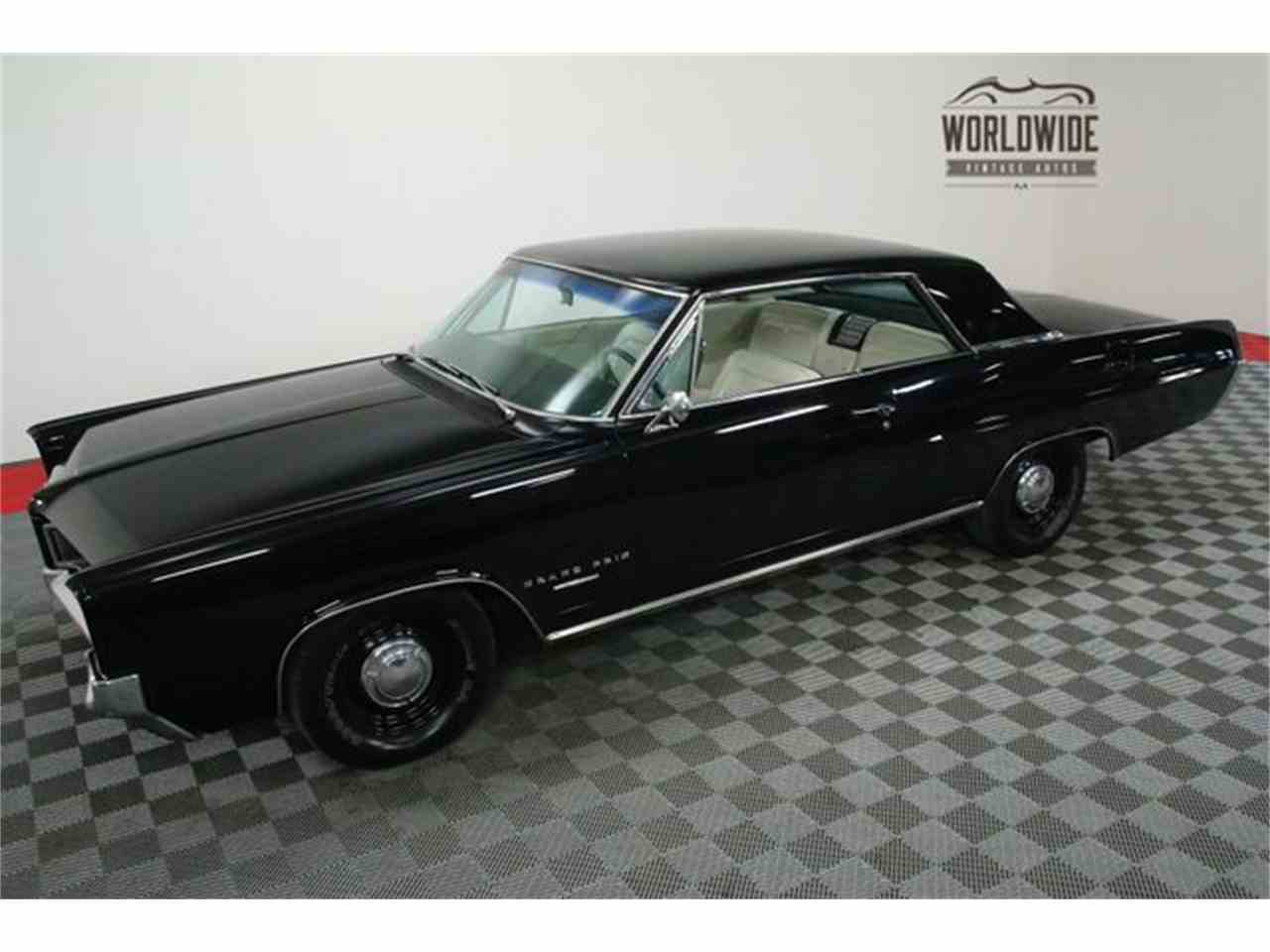 Large Picture of 1964 Pontiac Grand Prix - MGJE