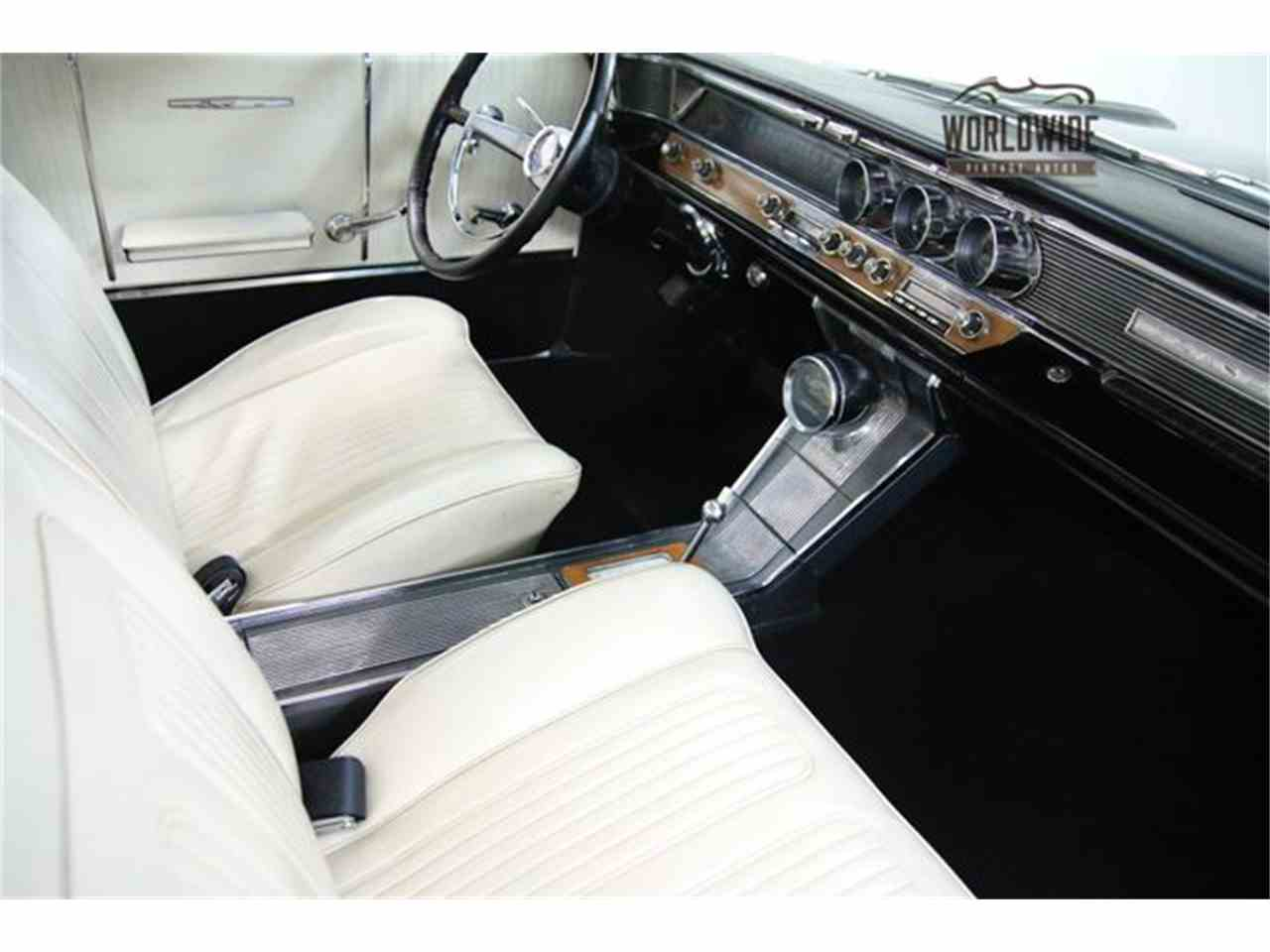 Large Picture of Classic '64 Pontiac Grand Prix located in Denver  Colorado - $19,900.00 Offered by Worldwide Vintage Autos - MGJE