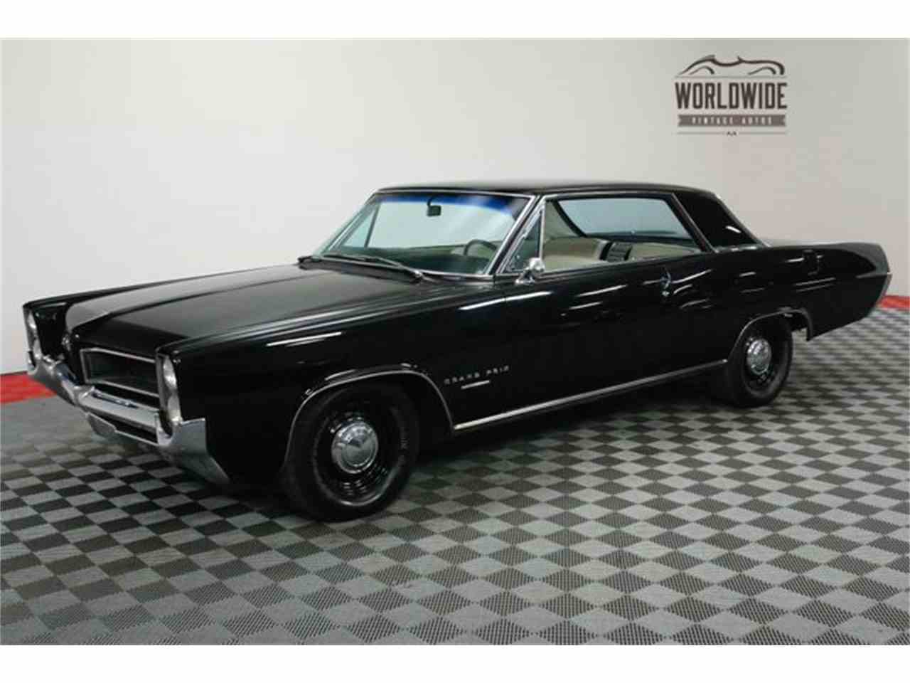Large Picture of 1964 Pontiac Grand Prix located in Colorado - MGJE